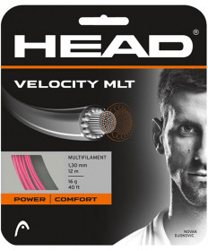 Head Velocity MLT 16 String Pink 281404-PD16
