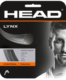 Head Lynx 17 1.25MM String Anthracite 281784-AN17