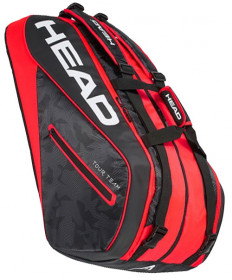 Head Tour Team 12R MonsterCombi 12 Pack Bag 283108-BKRD