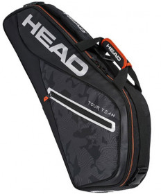 Head Tour Team 3R Pro Bag Black/Silver 283138-BKSI