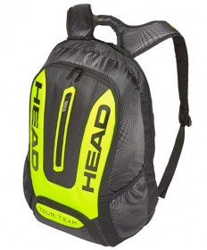 Head Extreme Tennis Backpack Bag Black/Neon Yellow 283449-BKNY