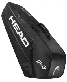 Head MSG 6R Combi Bag Black/Silver 283728-BKSI