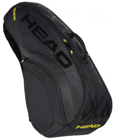 Head Radical Limited 6R Combi Racquet Bag 283958-BKYW