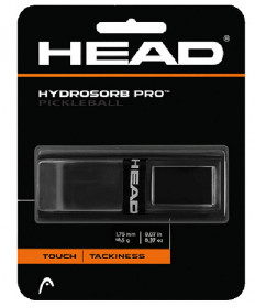 Head Hydrosorb Pro Pickleball Replacement Grip Black 285407-BK
