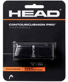 Head Contour Cushion Pickleball Replacement Grip Black 285417-BK
