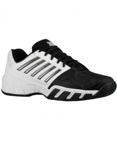 K-Swiss Men's Bigshot Light 3 Shoes White / Black 05366-129