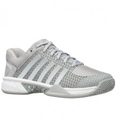 K-Swiss Men's Express Light Pickleball Shoes HighRise Grey 06563-082