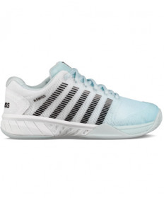K-Swiss Women's Hypercourt Express Shoes Pastel Blue 93377-472
