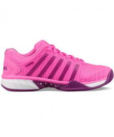 K-Swiss HyperCourt Express Shoes Neon Pink / Orchid 93377-648