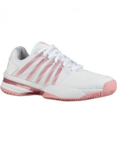 K-Swiss Women's Ultrashot 2 Shoes White / Coral Blush 96168-135