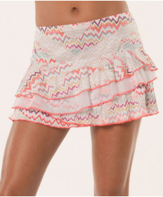 Lucky in Love High Frequency Ecstatic Rally Skirt CB213-329820