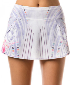 Lucky in Love Lilac It A Lot Running Skirt Lilac CB284-683515