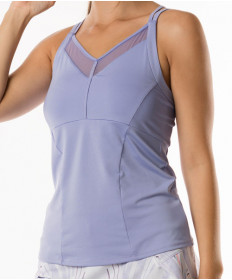 Lucky in Love Lilac It A Lot Optimist Strappy Cami Lilac CT506-515
