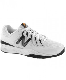 New Balance Men's MC1006 2E Shoes White/Blue