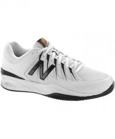 New Balance Men's MC1006 D Shoes White/Black