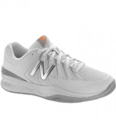 New Balance Women's WC1006 B Shoes White/Silver