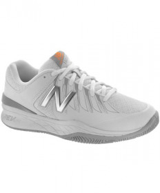 New Balance Women's WC1006 D White/Silver WC1006WSD