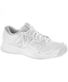 New Balance Women's WC696 B Shoes White WC696WT3B