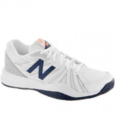 New Balance Women's WC786 V2 B Shoes White/Blue