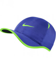 Nike Court Aerobill Featherlight Cap Paramount Blue 679421-453