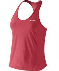 Nike Women's Slam Breathe Tank Ember Glow 683145-850