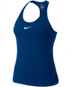 Nike Women's Court Dry Slam Tank Blue Jay 728719-433