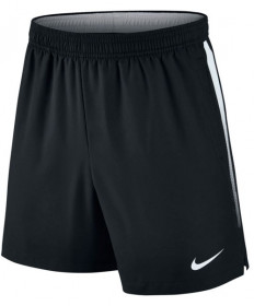 Nike Men's Court Dry 7 Inch Shorts Black/White 830817-010
