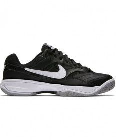 Nike Men's Court Lite Shoes Black/White 845021-010