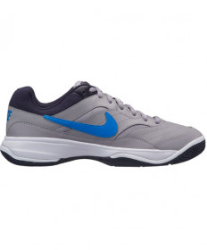 Nike Men's Court Lite Shoes Grey/Blue 845021-049