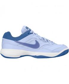 Nike Women's Court Lite Shoes Blue/Purple 845048-450