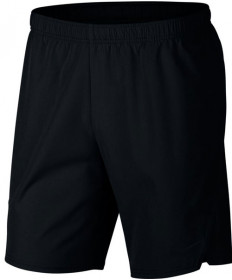 Nike Men's 9 Inch Court Flex Ace Shorts Black 887515-010