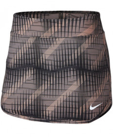 Nike Women's Court Print Pure Skirt Crimson Tint 888172-814