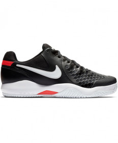 Nike Men's Air Zoom Resistance Shoes Black / White / Red 918194-003