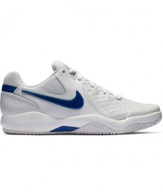 Nike Men's Air Zoom Resistance Shoes Grey / Blue 918194-004