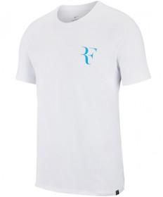 Nike Men's RF Roger Federer Tee White 923997-100