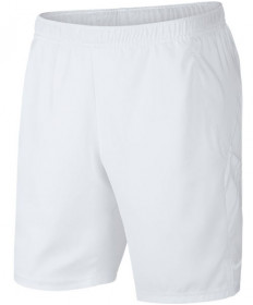 Nike Men's Court Dry 9 Inch Shorts White 939265-100