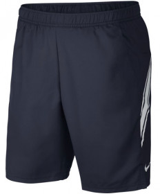 Nike Men's Court Dry 9 Inch Shorts Obsidian Navy 939265-451