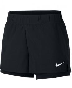 Nike Women's Court Flex Shorts Black 939312-010