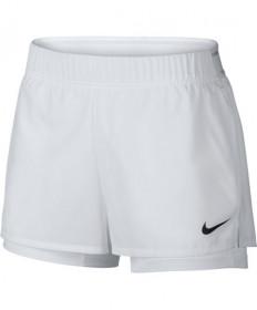 Nike Women's Court Flex Shorts White 939312-100