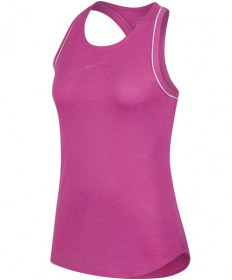 Nike Women's Court Dry Tank Action Fuchsia 939314-623