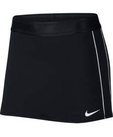 Nike Women's Court Dry Straight Skirt Black 939320-010