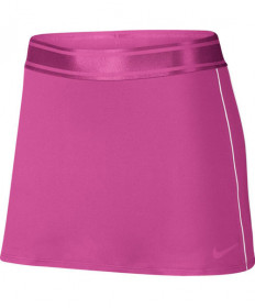 Nike Women's Court Dry Straight Skirt Action Fuchsia 939320-623