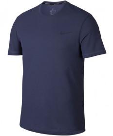Nike Men's Court Dry Challenge Pique Top Blue Recall 943685-498