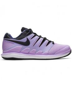 Nike Women's Zoom Vapor X Shoes Purple Agate / Black AA8027-500