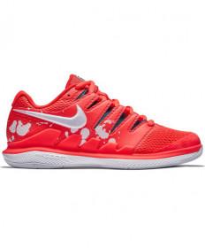 Nike Women's Zoom Vapor X Shoes Red/White AA8027-600