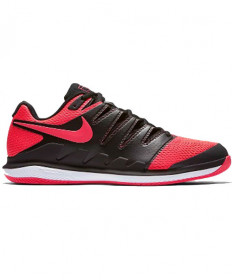 Nike Men's Zoom Vapor X Shoes Black/Red AA8030-006