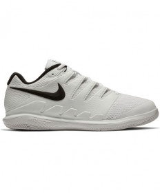 Nike Men's Zoom Vapor  WIDE Shoes White/Black AH9066-101
