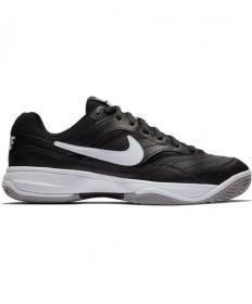 Nike Men's Court Lite Shoes WIDE Black/White AH9067-010