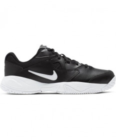 Nike Men's Court Lite 2 Shoes Black/White AR8836-001