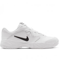 Nike Men's Court Lite 2 Shoes White / Black AR8836-100
